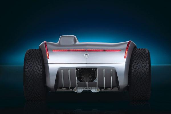 Cadillac V Series >> Cadillac V-Series Sports Rod - VSR Concept Car - W K ...